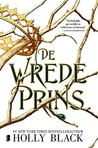 De wrede prins (Elfhame #1) – Holly Black