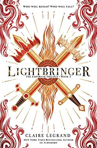 Lightbringer Cover