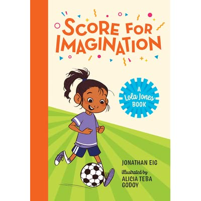 Score for Imagination by Jonathan Eig