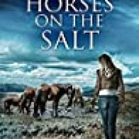 Rosie's#Bookreview of #Contemporary #Fiction WILD HORSES ON THE SALT by Anne Montgomery
