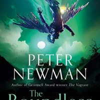 Review of ~ Peter Newman - The Boundless (Deathless #3)