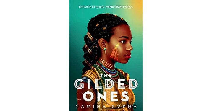 The Gilded Ones (Deathless, #1) by Namina Forna
