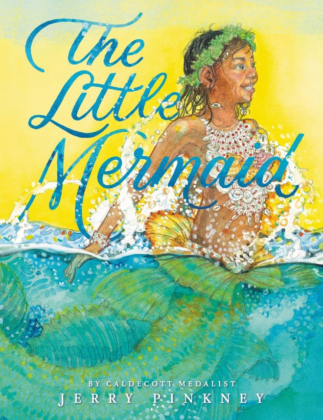 The Little Mermaid by Jerry Pinkney