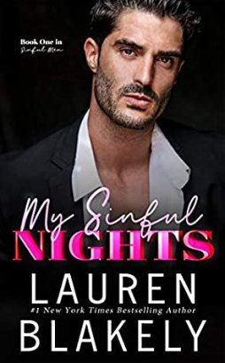 My Sinful Nights cover