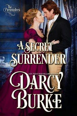 A Secret Surrender cover