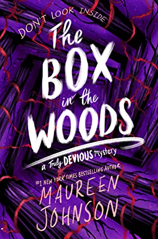 The Box in the Woods Cover