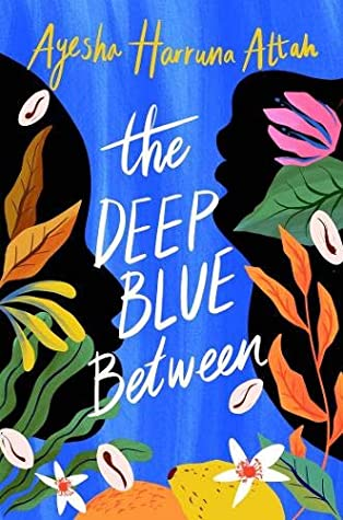 The Deep Blue Between Cover