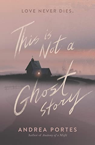 This is Not a Ghost Story Cover