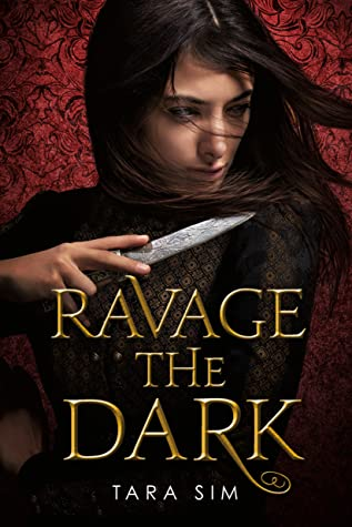 Ravage the Dark Cover