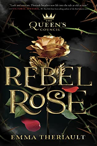 Rebel Rose Cover