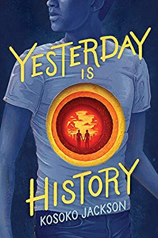 Yesterday is History Cover