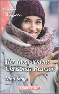 Her Inconvenient Christmas Reunion cover