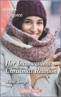 Her Inconvenient Christmas Reunion cover