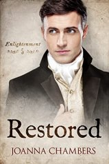 Cover of Restored, Joanna Chambers