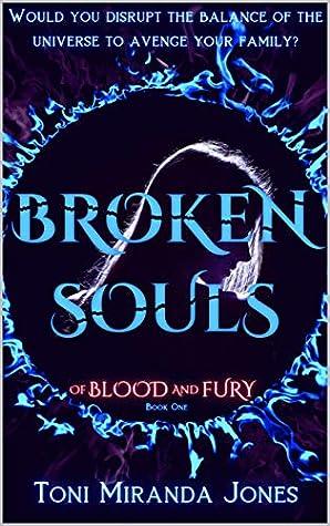 Broken Souls Cover