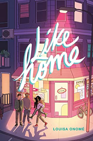 Like Home Cover