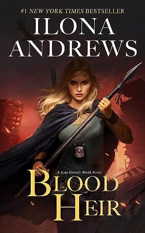Blood Heir (Aurelia Ryder, #1)
