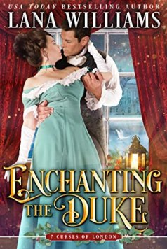 Enchanting the Duke cover