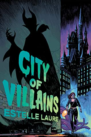 City of Villains Cover