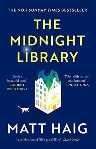 """Cover of """"The Midnight Library"""" by Matt Haig."""