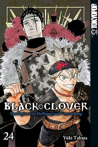 black clover 24 der beginn von