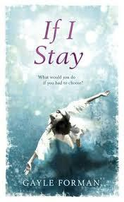 Image result for If I Stay (Gayle Forman)