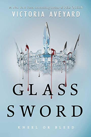 Image result for glass sword victoria aveyard