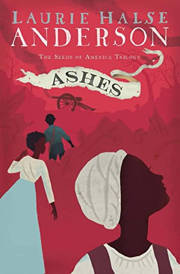 Image result for ashes laurie halse anderson
