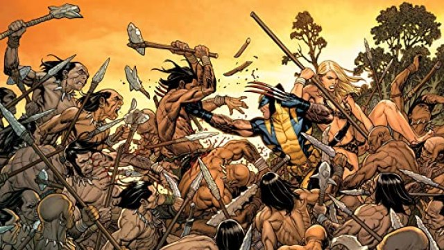 "Image result for Savage Wolverine Volume 1: ""Kill Island"""