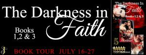 The Darkness in Faith Banner