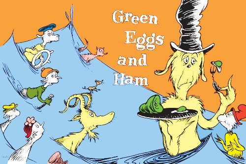 green eggs and ham # 75