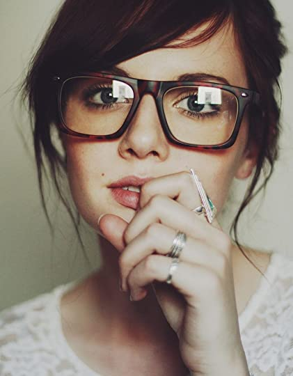 want: good square-ish glasses