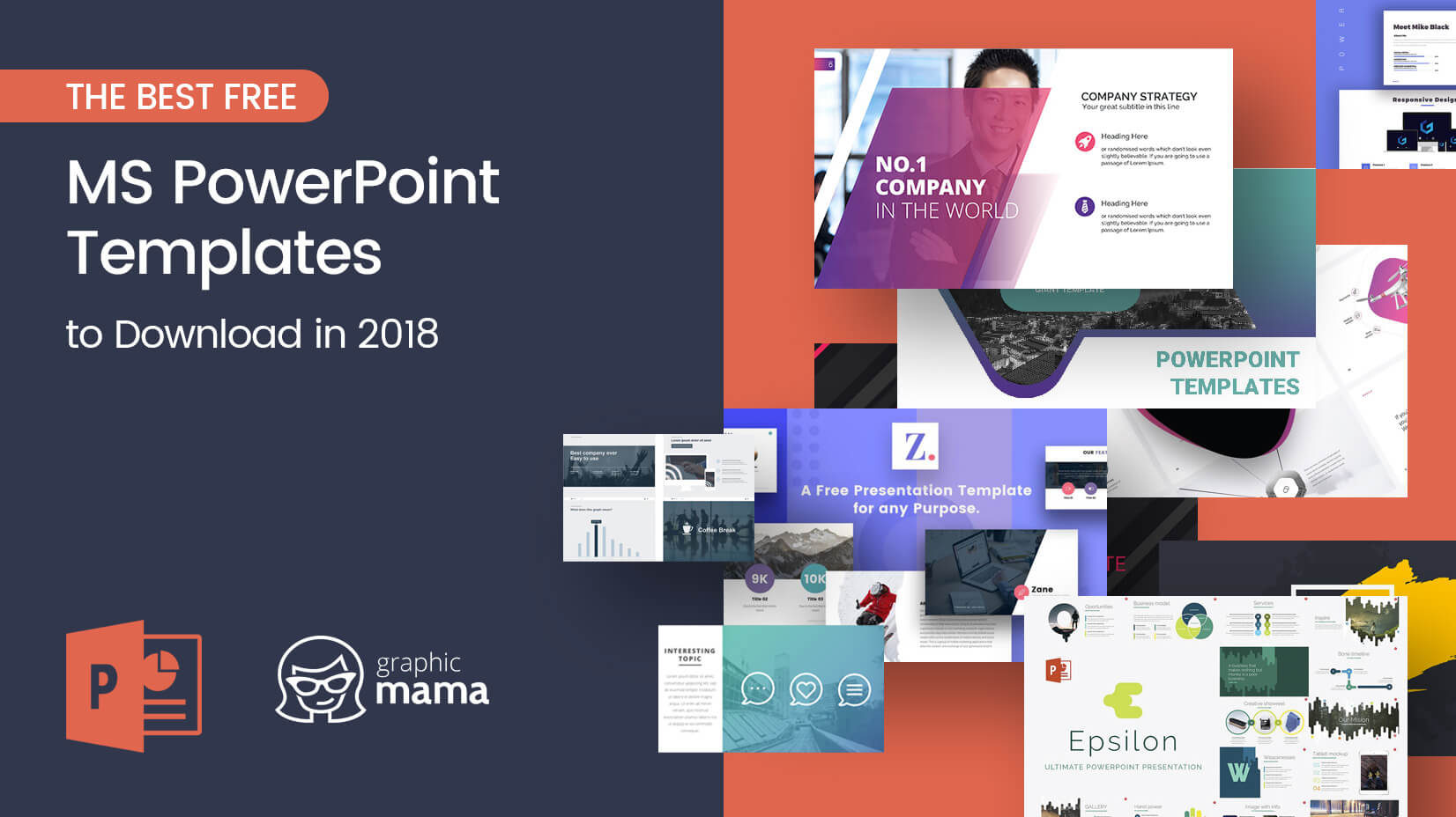 The Best Free Powerpoint Templates To Download In 2018