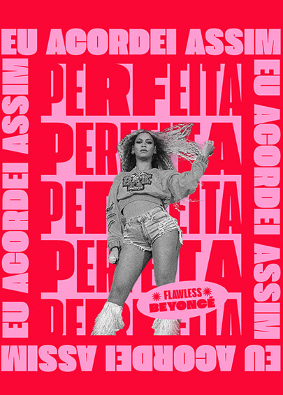 Concert print advertising design in 2021
