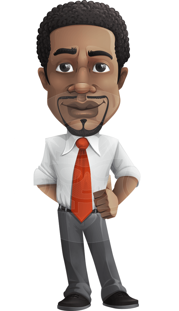 Cartoon Characters Vector : Business cartoon characters fandifavi