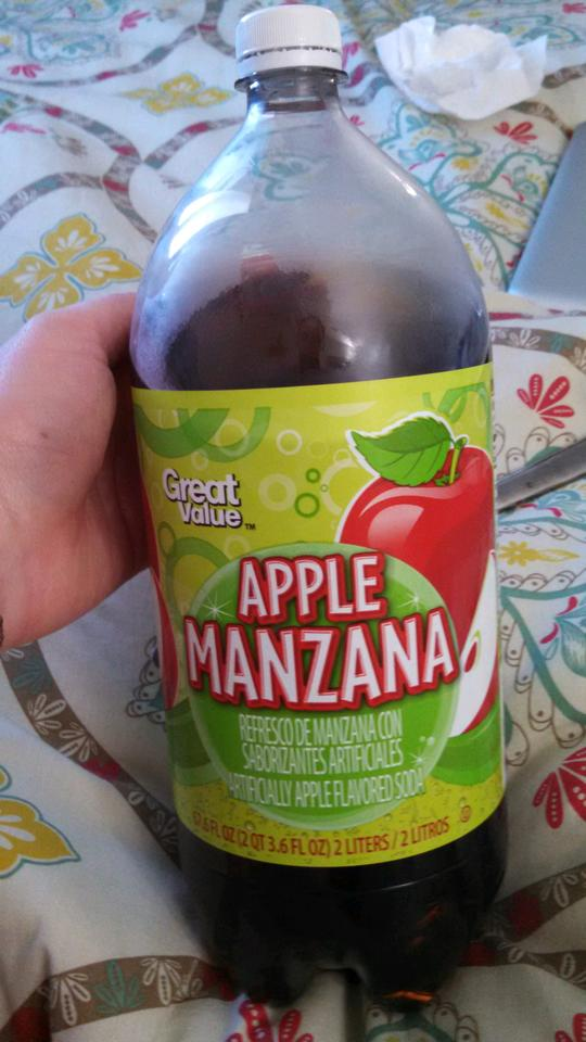 Apple Manzana