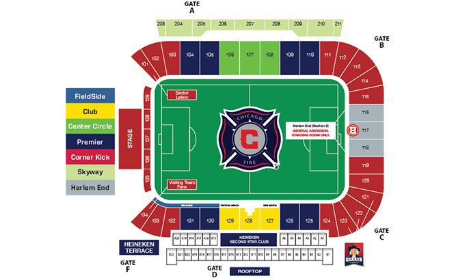Toyota Stadium Frisco Seating Chart Brokeasshome Com
