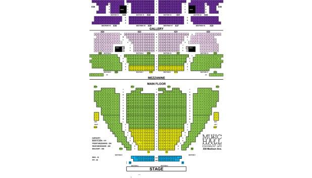 Cleveland Music Hall Seating Chart Brokeasshome Com