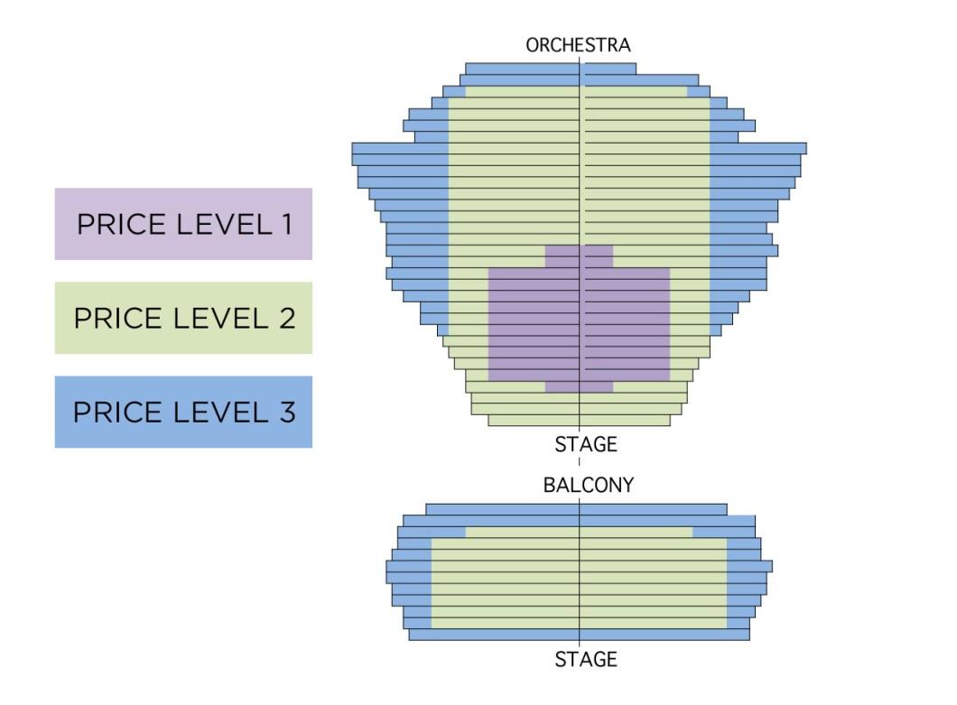 San Jose Center For Performing Arts Seating Chart Wallseatco