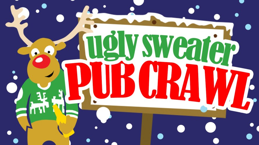 Image result for Ugly Sweater PubCrawl New York City