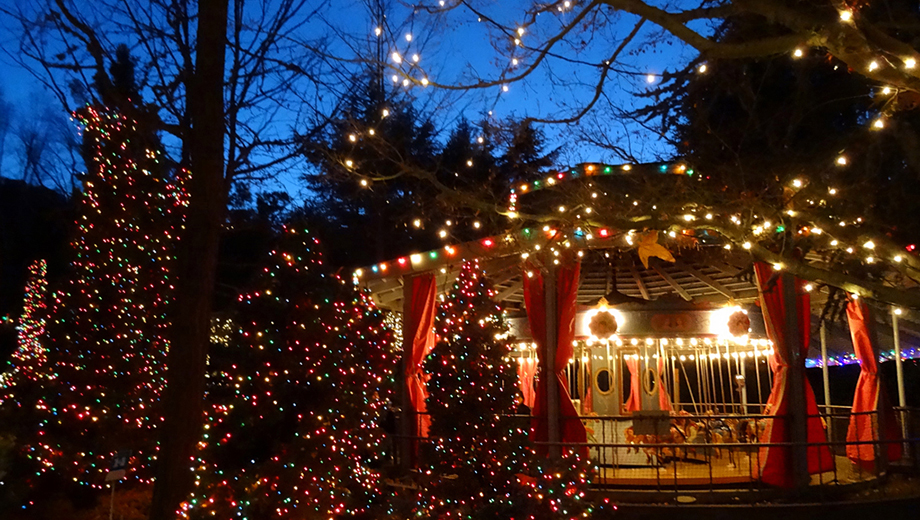 Gilroy Gardens Family Theme Park 3050 Hecker Pass Hwy Ca 95020
