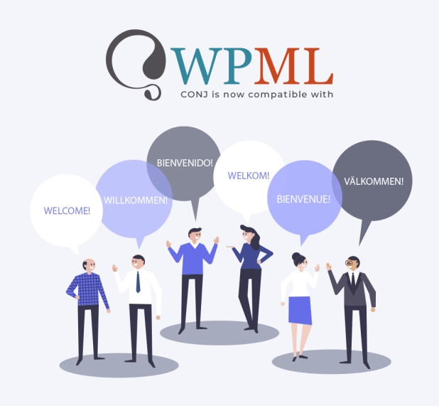 Conj Compatible with WPML