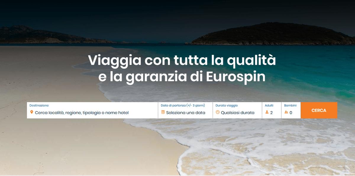 Ricerca Offerte Viaggi Eurospi