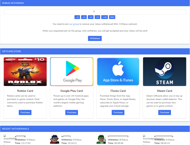 Rbxfree Robux Gratis Free Robux Promo Codes 2019 August - Robux Referral Bux Gg Website