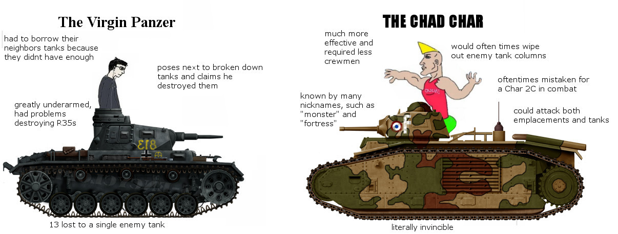 Char B1 Vs Panzer Iii At Fort Fantasy Forum