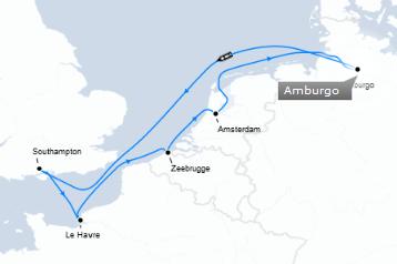 Guarda le offerte crociere Nord Europa!