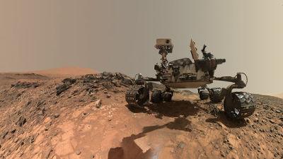 「NASAの発表で火星に有機物」の画像検索結果