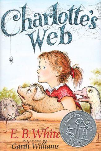 5 Favorite Children's Books of all Time   Charlotte's Web
