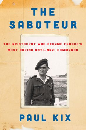 Image result for The Saboteur by Author Kix