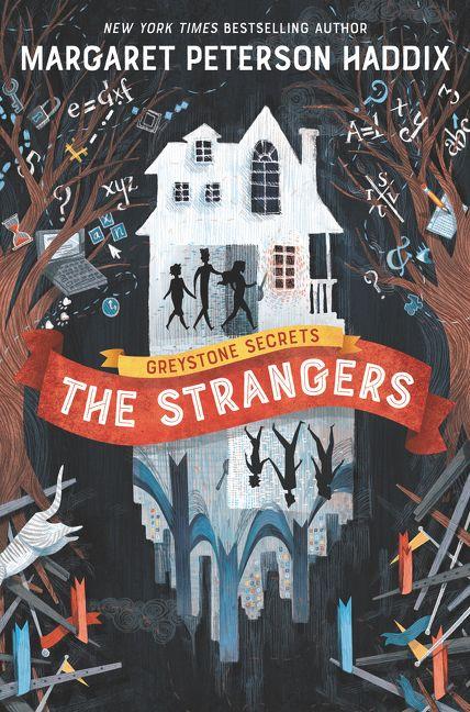 Greystone Secrets 1 The Strangers Margaret Peterson